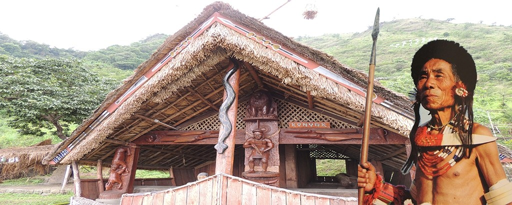 Naga Tribal House hold